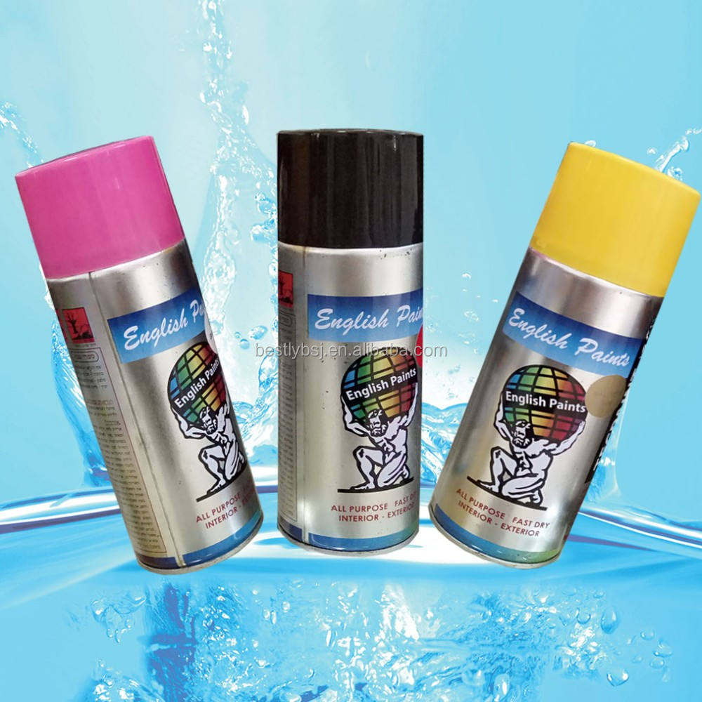 400ml <span class=keywords><strong>de</strong></span> acrílico colorido <span class=keywords><strong>Aerosol</strong></span> <span class=keywords><strong>Graffiti</strong></span> Spray pintura