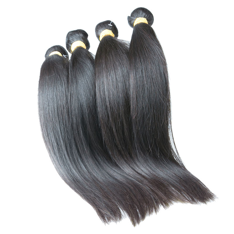 Super September better deal beautiful extension packaging Raw Unprocessed Brazilian Hair Cuticle Aligned Hair For Wholesale