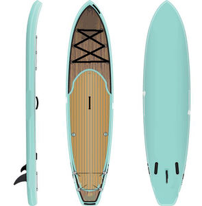 full color 10' inflatable stand up paddle board
