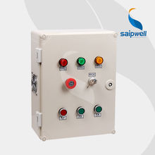Saip Saipwell Outdoor Project Enclosure Industrial High Quality OEM ODM Custom China Waterproof Electric Control Box