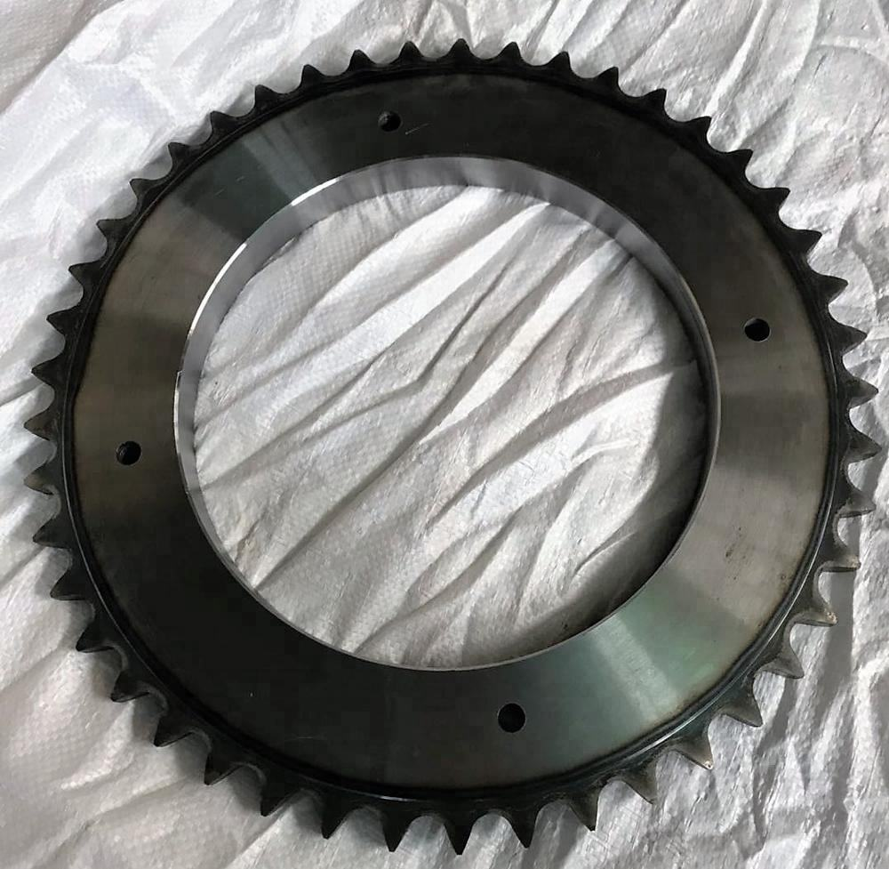 New design hot sale product custom high quality plate gear chain roller sprocket