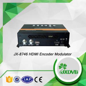 Kostengünstige hdmi zu rf hdmi MPEG-4 encoder modulator