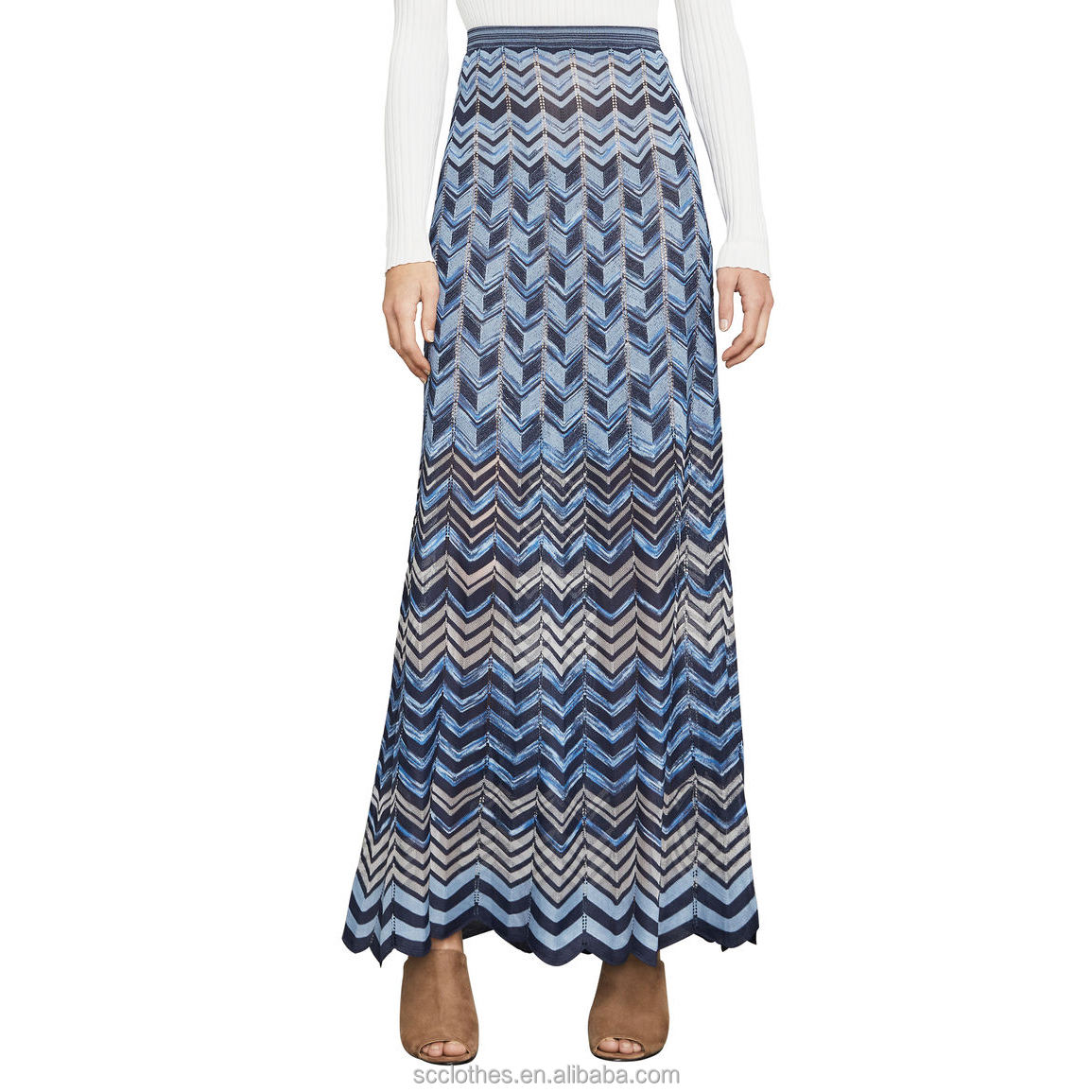 Indian Long Skirt Models Blouse Designs Printed Maxi Pencil Party Skirt New Vintage Women Ladies Long Maxi Skirt Summer