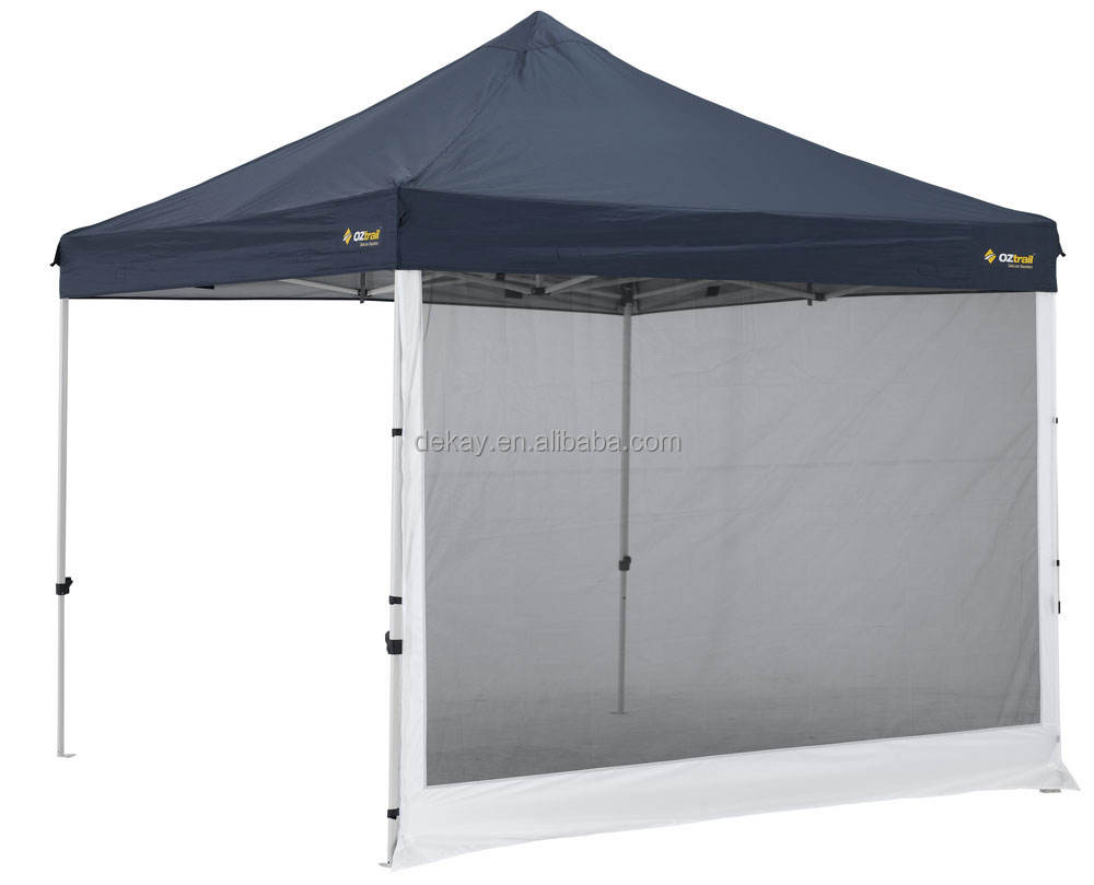 3x3m aluminum hexagon folding tent/outdoor instant marquee gazebo with dye sublimation