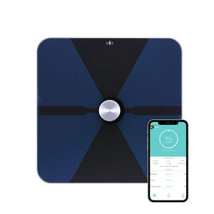 Ito Desain Kaca Bluetooth Industri Skala Elektronik/Digital Personal Scale