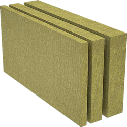 Fireproof and soundproof Rock wool board for wall insulation