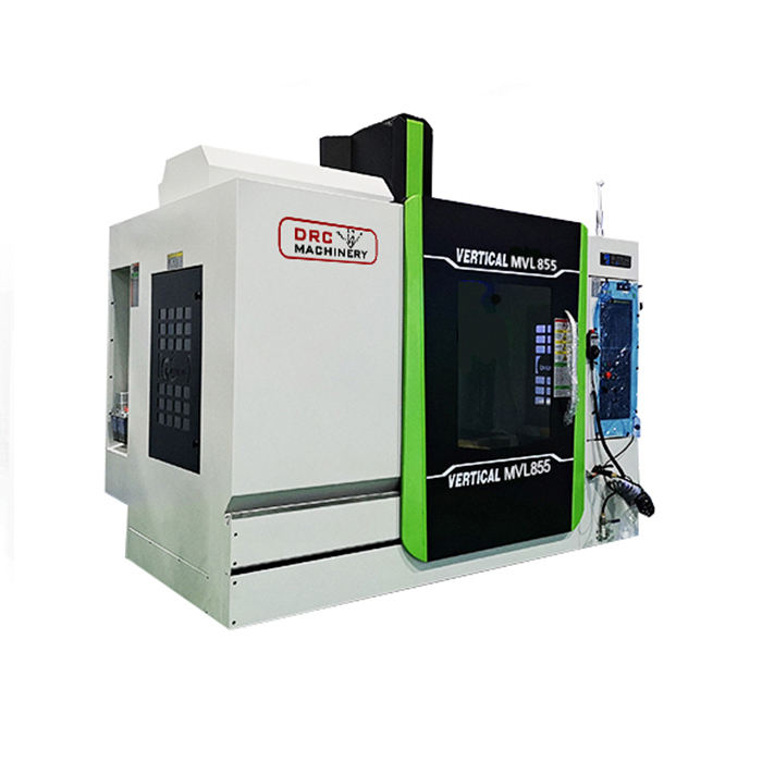 Factory Direct 4 axis 5 axis Milling Machine Center MVL855 VMC Machine CNC Vertical Machining Center for Mold Process