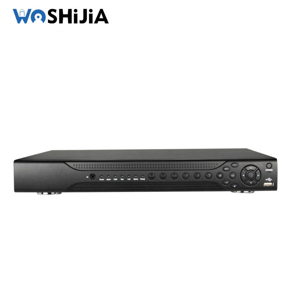 ROHS home security h 264 standalone 16 channel 1080p ahd dvr