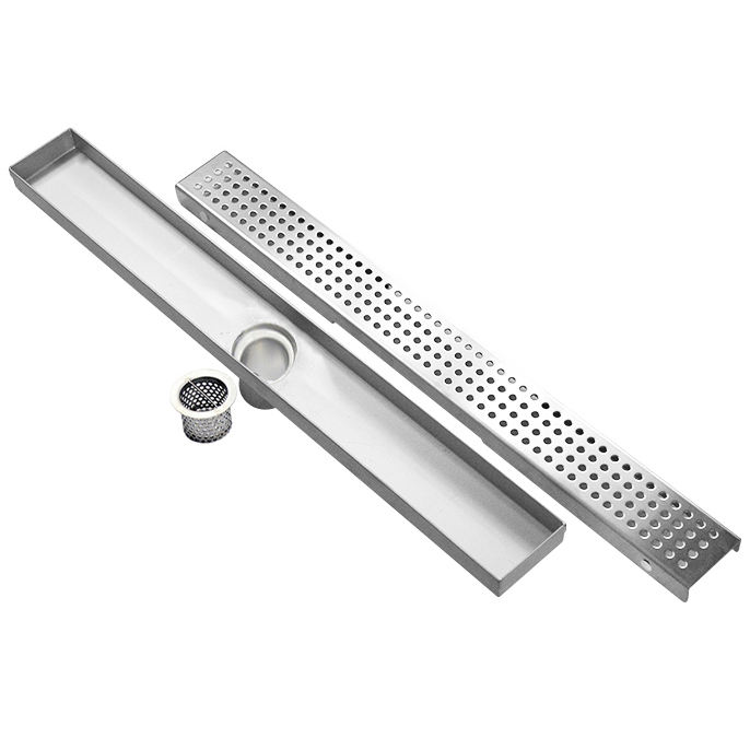 Linear Shower Drain For Bathroom