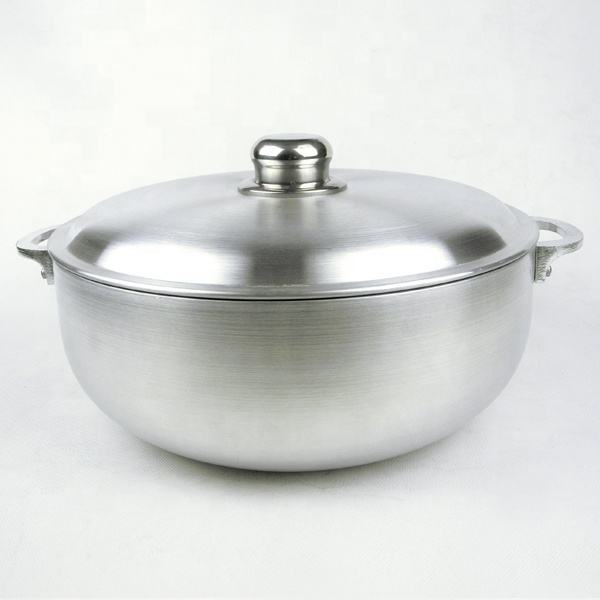 Selling popular cheap and popular aluminum cooking pot set