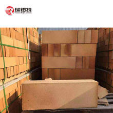 Bulk / Pallet Package Supply Yellow Clay Brick for Sale