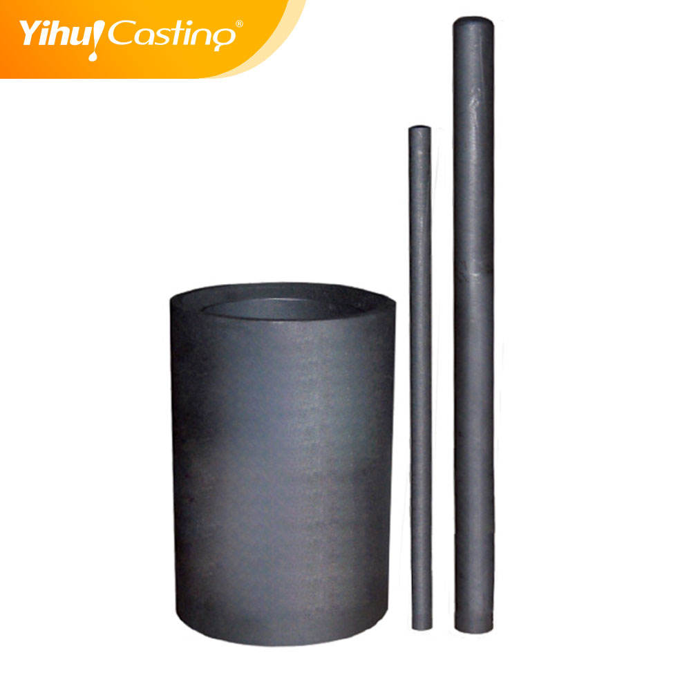 Graphite casting crucible for Indutherm VC500,jewelry casting consumables,jewelry making crucible