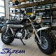 SKYTEAM T-REX 50cc 4 stroke on road motorcycle (EEC approved, 5.5-10