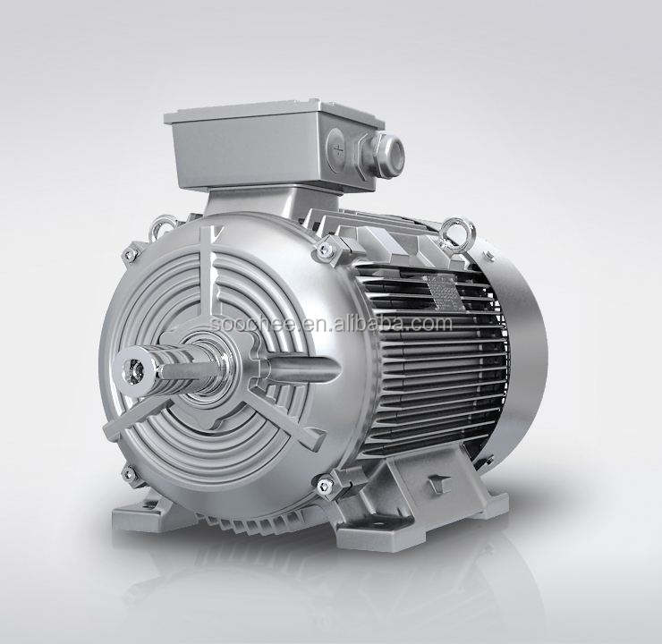 Siemens brand industrial electric engine electric motor 45 kw output