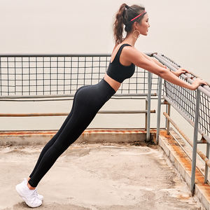 Nach Frauen Stretchy Hohe Taille Atmungsaktive Soft Jogging Workout Gym Yoga Sport Leggings