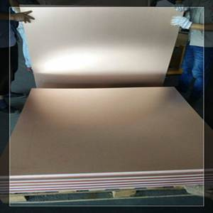 Manufacture of copper clad laminate epoxy FR4 pcb
