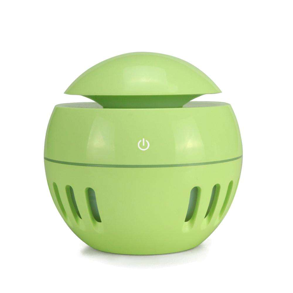 130 ml aroma diffuser, LED light, cool mist air humidifier เครื่องฟอกอากาศ aroma diffuser