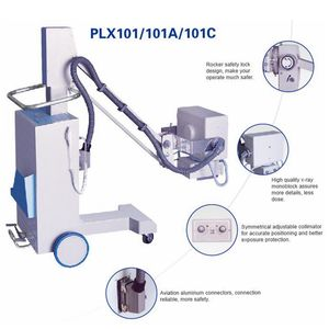 High Frequency Digital CR X-Ray Radiography System Medical X Ray Machine Equipment