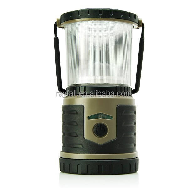 Waterproof Portable Plastic Emergency Adventuridge Outdoor Rechargeable LED Camping lantern