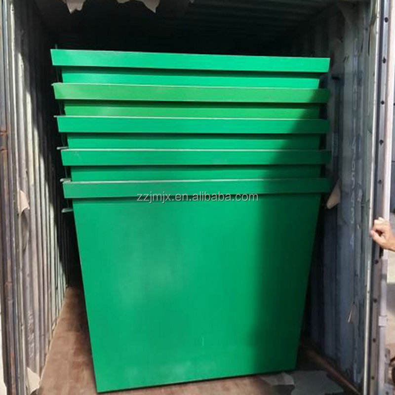 Plastic Waste Bin Container Price, Skip Bins For MSW Municipal Solid Waste Sorting System