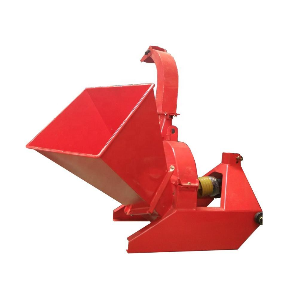 Wood chipper tractor shredder 3 point for sale