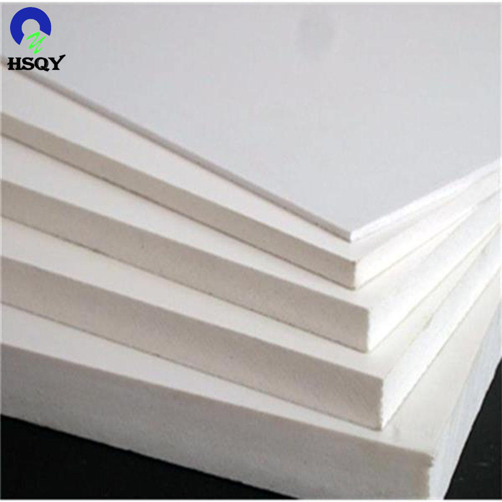 White PVC Foam Sheet Forex PVC Foam Board 3mm 5mm