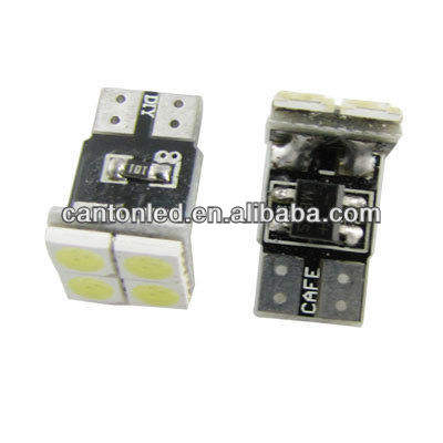 <span class=keywords><strong>T10</strong></span> 4 smd canbus fehler keine led-innenbeleuchtung weiß canbus 5050 chips glühbirne licht