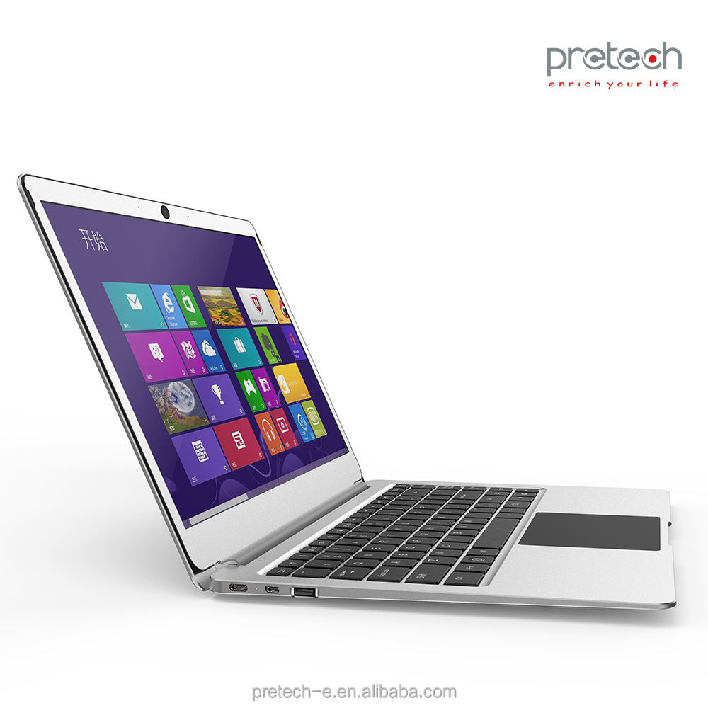 "Entry level 14 ""laptop dengan Z8350 dan 1366*768 TN LCD"