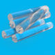 Diameter 10mm*2M length Brand new versatile environment-friendly extruded/casted PMMA acrylic rod