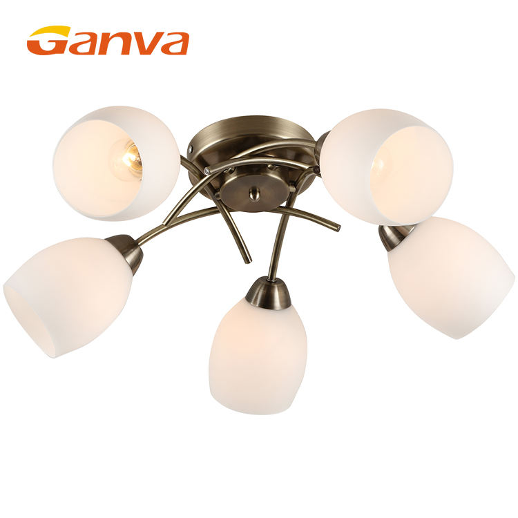 Factory Wholesale Price indoor hotel guestroom lamp fixture ceiling light