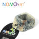 NOMOY PET Wholesale New design Pet Resin water food dish with eco-friendly material NS-07