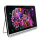 15inch 20inch portable wifi avi hard disk media player old hindi song led karaoke player with led screen