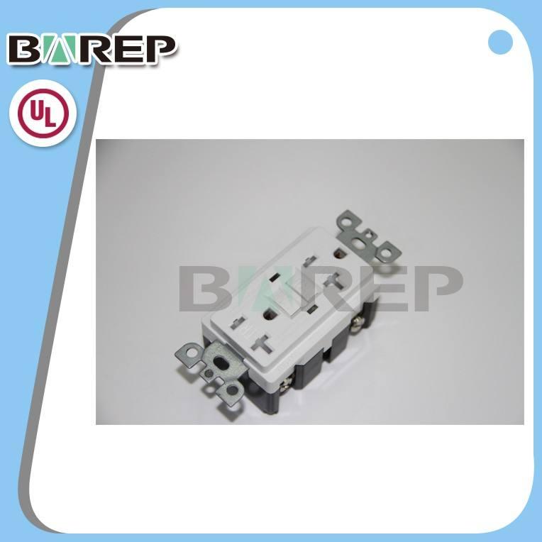 YGB-095 <span class=keywords><strong>gfci</strong></span> Industrielle elektrische schalter amerikanischen pop-up-steckdose