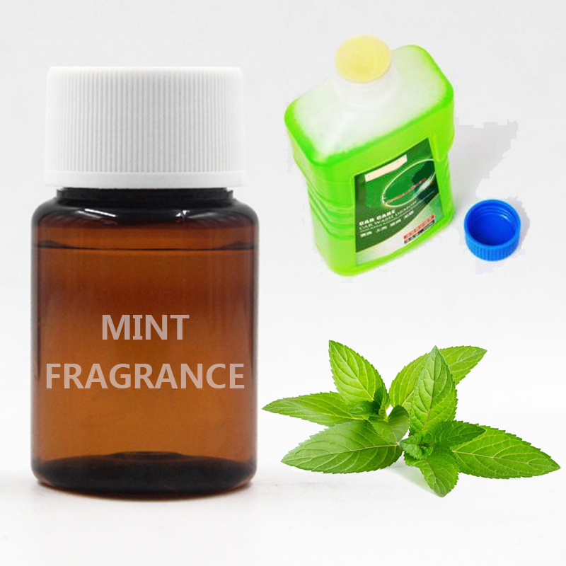 Concentration Fresh Essence Oil Of Mint Fragrance Oil For Perfume Shampoo