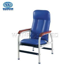 BHC003B Hospital Nursing Recliner Steel Transfusion Chair