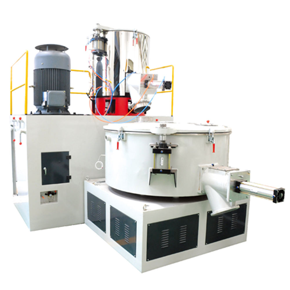 High Speed Granules Mixing Equipment for PVC Compound