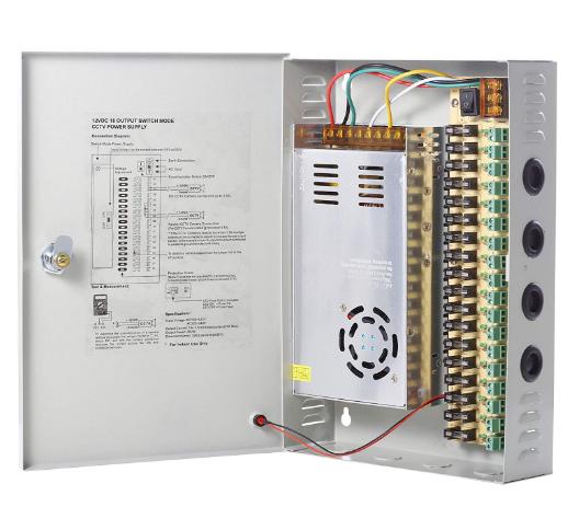 CCTV power supply PD-240-18-UPS 12V 20A 240W