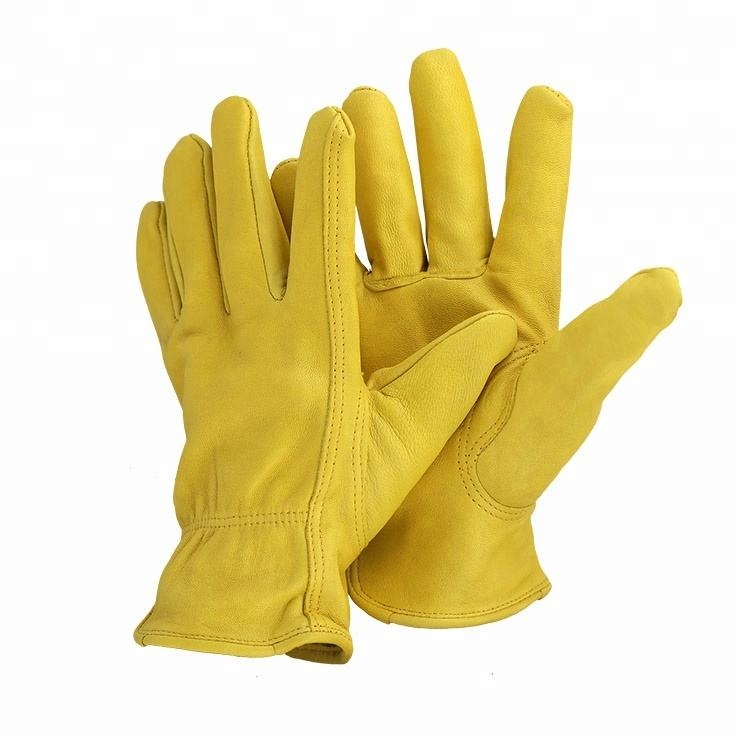 도매 AB 급 driver gloves Winter 소 Leather Safety 일 Glove Price