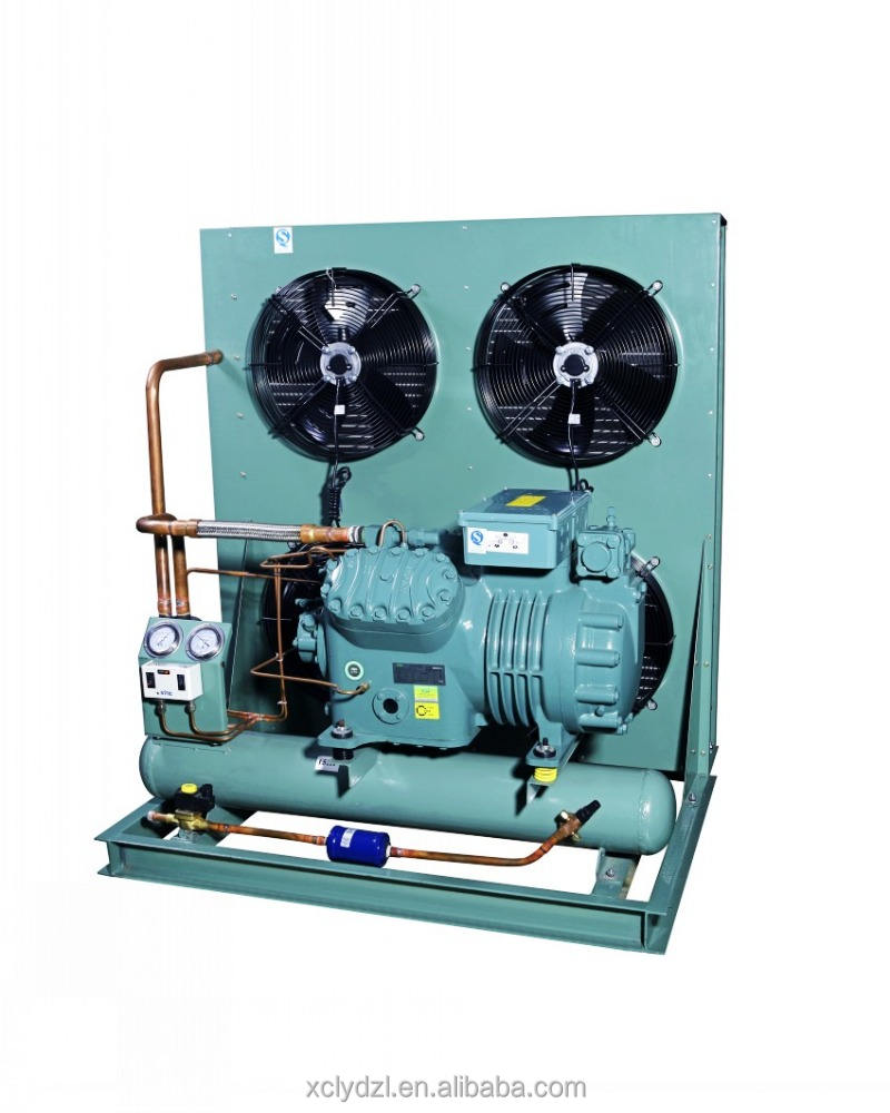 Units Refrigeration 50HZ/380V R404a Compressor Condensing Unit For Cold Room Storage Cold Room Refrigeration Unit