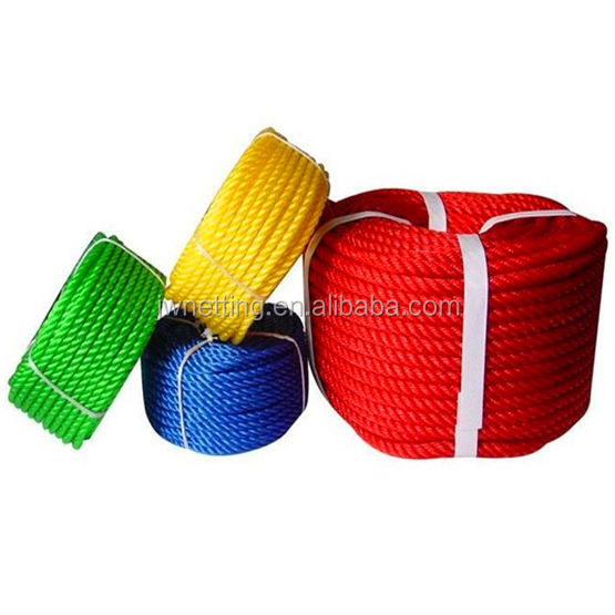 100% New Material PE Packing rope