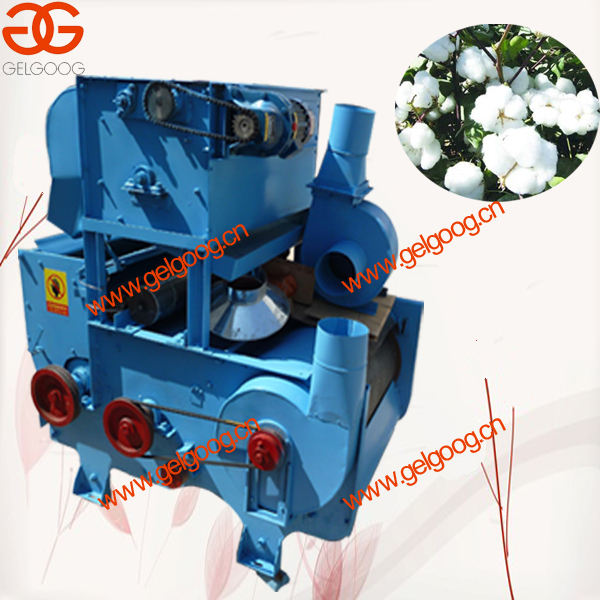 Easy Operation Cotton Gining Machine