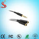 Wholesale high quality stereo audio rca to aux cable 3.5mm plug to 2 rca female converter