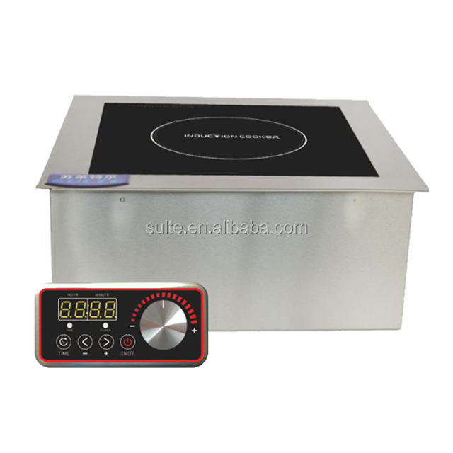 XP1 Heavy Duty Commercial Built In Induction Cooktop 5000W