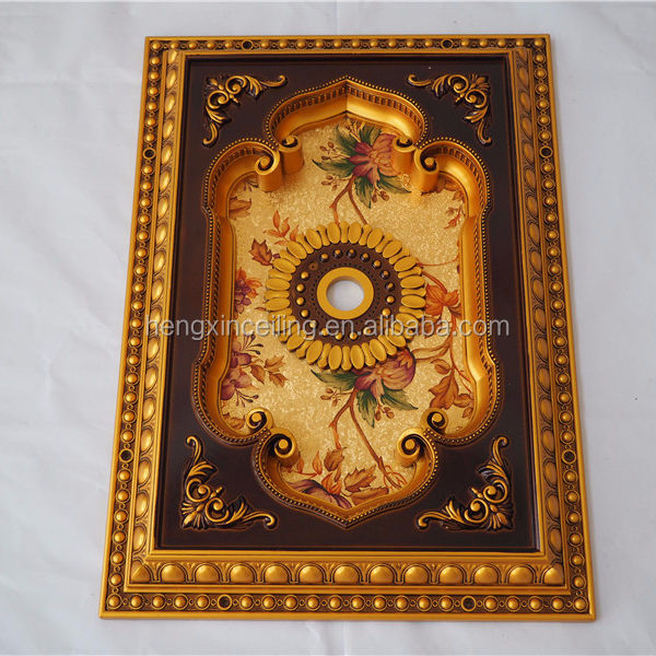 Artistic ceiling panel/ceiling lamp plate/artistic ceiling frame