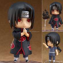Action Figure Naruto Uchiha Itachi Cute Anime Model Cartoon Doll PVC Japanese Figurine for Collection 820#