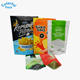 2020 new custom printed resealable ziplock plastic pouch doypack bags for food packaging