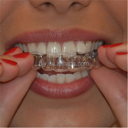 hot sale home use Best teeth whitening mouth tray for dental gift