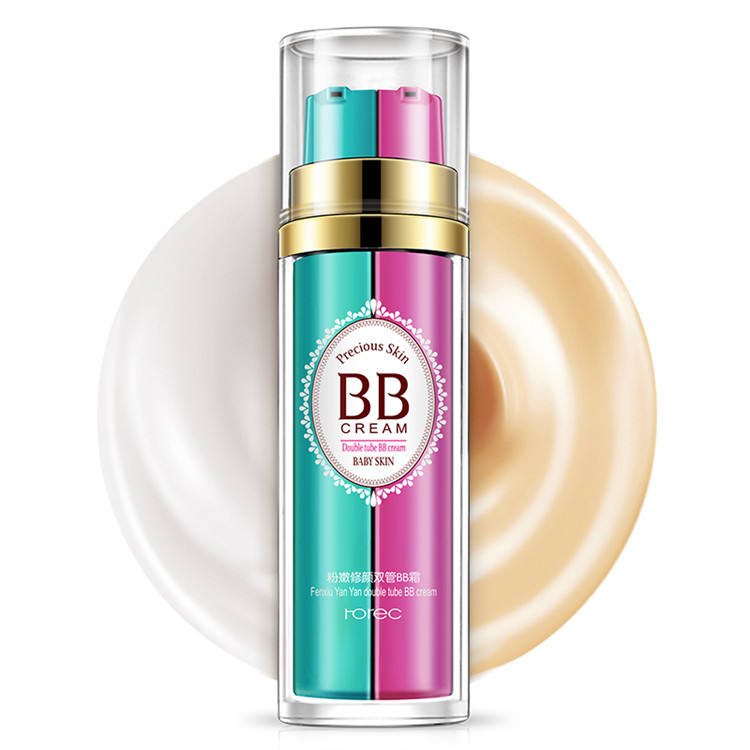 private label beauty product bb cream korea waterproof cream makeup foundation for female