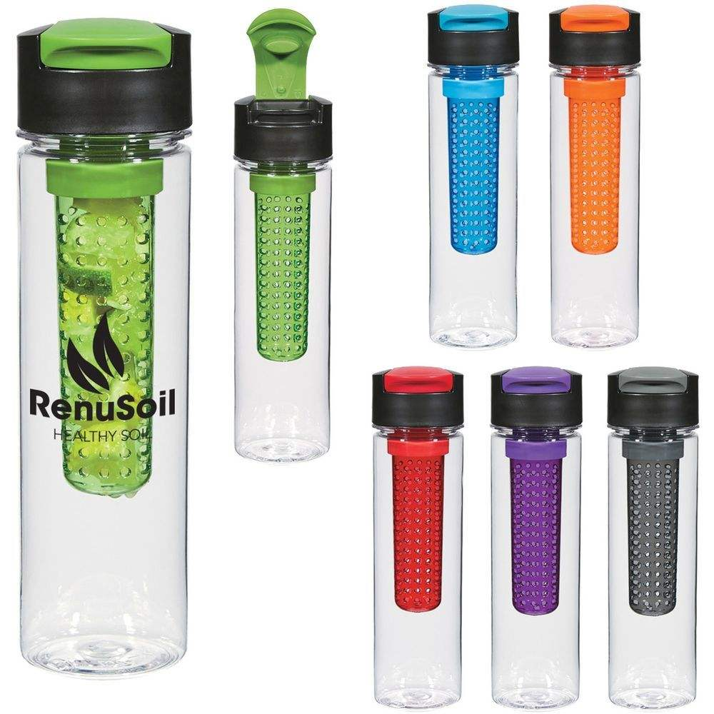 Customized Fruit Fusion Breeze Bottle (24 Oz.)