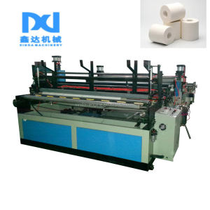XD toilet paper making machine yiwu SP1575